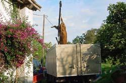 Servicio de recogida de animales muertos