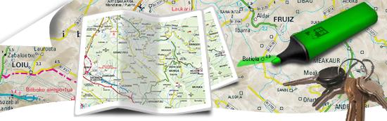 Mapas De Carreteras Bizkaia Eus