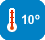10,7ºC
