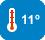 11,0ºC