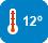 12,4ºC
