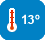 13,0ºC