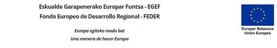 Baterako finantzazioa: Europar Batasuna. Europa egiteko modu bat. Garapen Erregionaleko europar fondoa.