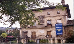 Durangoko Arte eta Historia Museoaren 1. ikuspegia