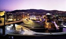 Guggenheim Bilbao Museoaren 1. ikuspegia