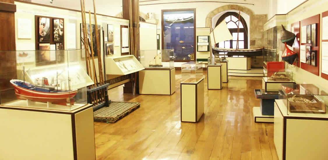 Arrantzaleen Museoaren 1. ikuspegia