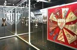 Vista 4 de la Sala de Trofeos del Athletic Club