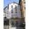 Miniatura-Unamuno Plaza eta Lezamako geltokiko eraikina. Bilbo.