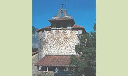 Muruetako San Pedro Elizaren 1. ikuspegia