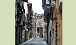Vista 1 de Puerta de la muralla de San Juan