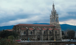 View 1 of the Basílica de Begoña