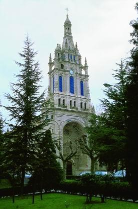 Begoñako Basilikaren 2. ikuspegia