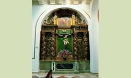 Joan Santuen elizaren 5. ikuspegia