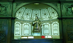 Abandoko San Bizente elizaren 1. ikuspegia