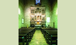 Deustuko San Pedro elizaren 1. ikuspegia