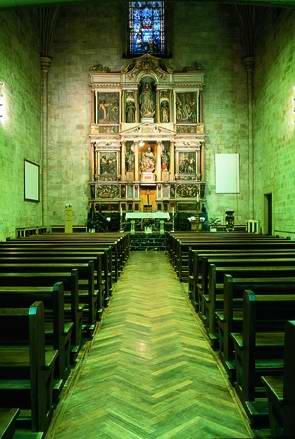 Vista 1 de Iglesia de San Pedro de Deusto