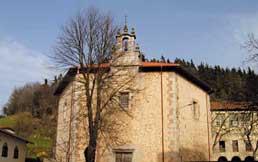 Vista 1 de Ermita de San Miguel de Arretxinaga