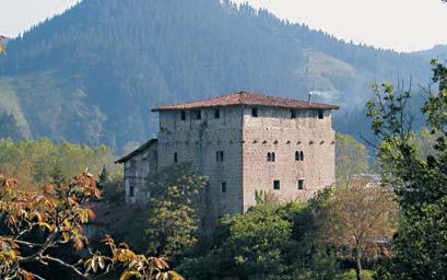 View 1 of the Torre de Aranzibia
