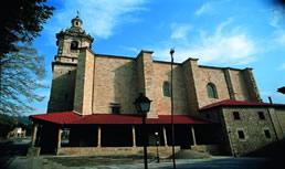 San Joan Ebanjelariaren elizaren 1. ikuspegia