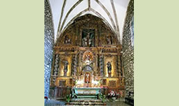 San Migel de Linares elizaren 1. ikuspegia