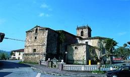 San Migel de Linares elizaren 3. ikuspegia