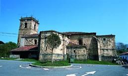 San Migel de Linares elizaren 5. ikuspegia