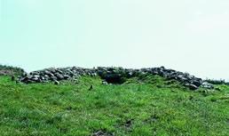 Haizkoko ibilbide megalitikoaren 1. ikuspegia