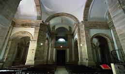 Aldeacuevako San Bartolome elizaren 3. ikuspegia
