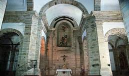 Aldeacuevako San Bartolome elizaren 4. ikuspegia