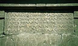 Santa Klararen komentuaren 1. ikuspegia
