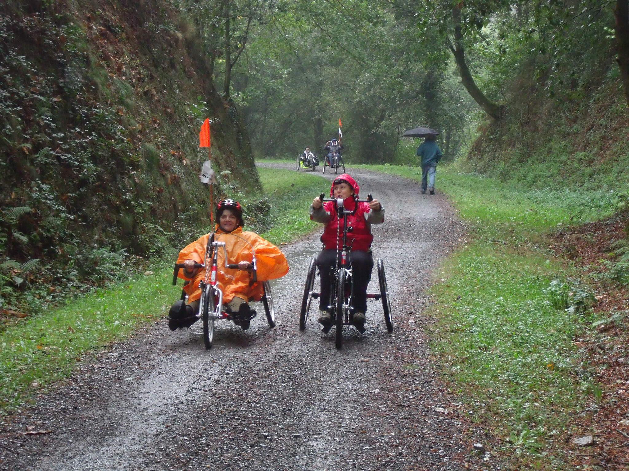 La bicicleta, amiga de las personas con discapacidad