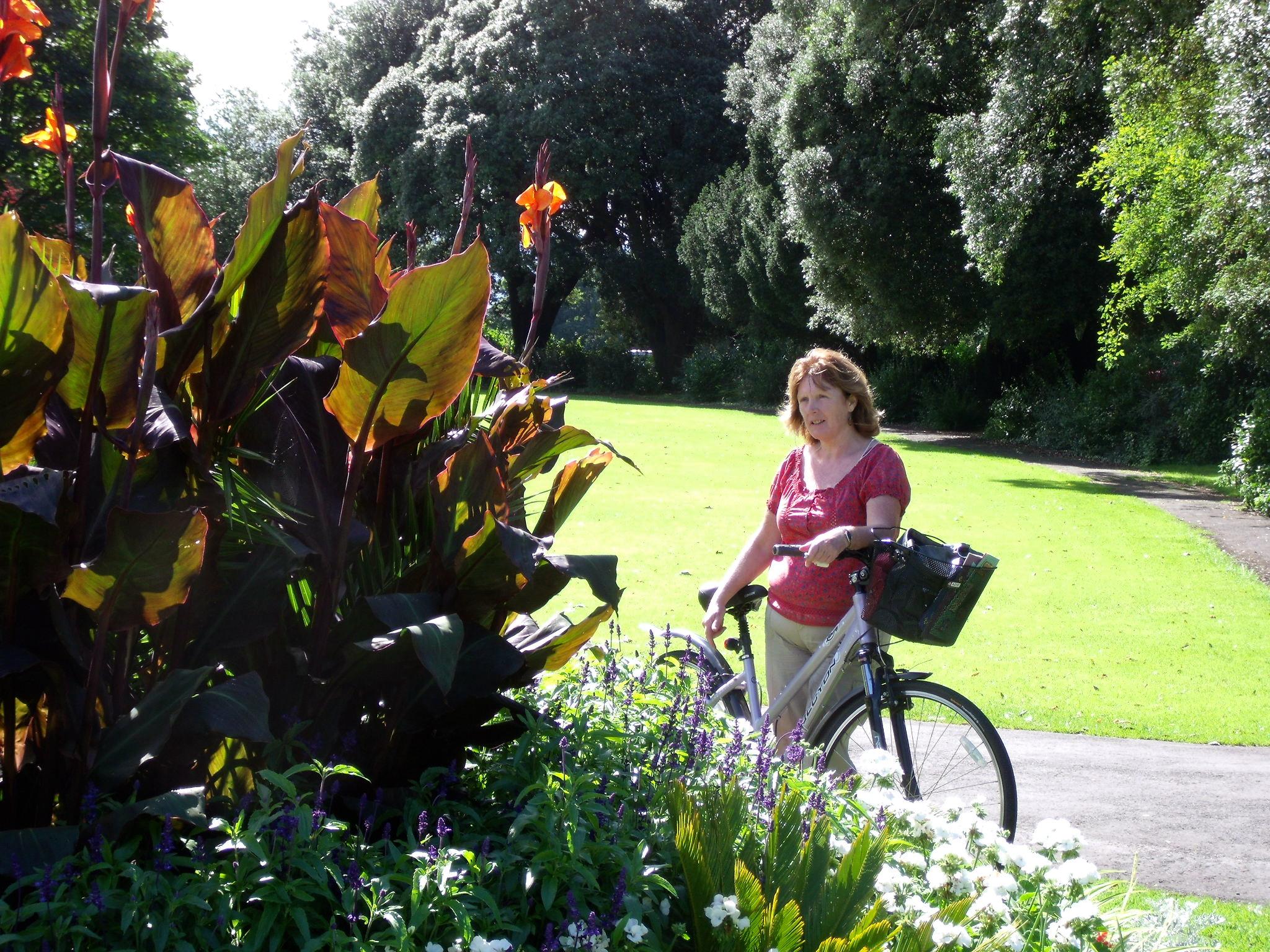 Mirar pasar la vida sobre una bici ayuda a vivirla más