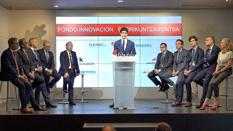 Bizkaia aprueba el primer fondo europeo de impulso a la innovación