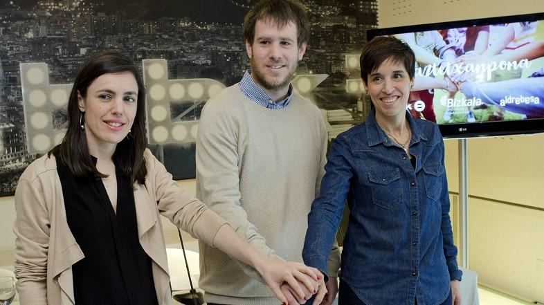 BBK, Diputación y Aldrebesa lanzan Gazte Txanpon Soziala, un proceso para incentivar la participación social de jóvenes de Bizkaia
