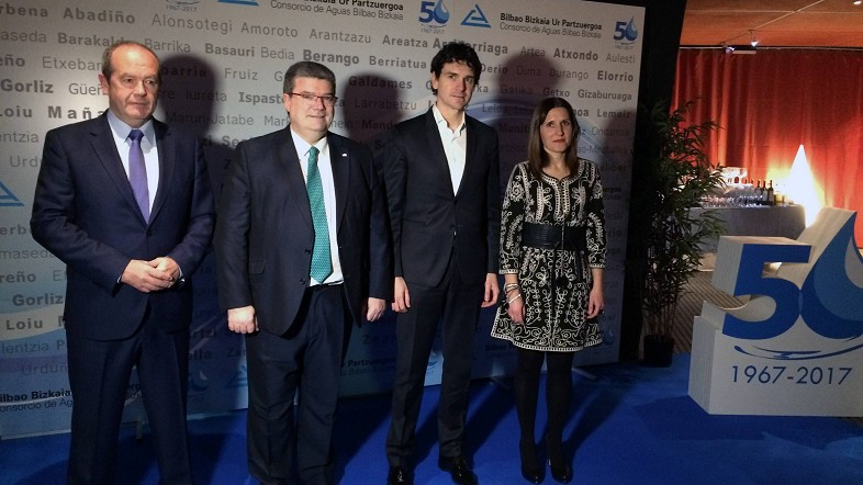 Rementeriak aldarrikatu du zer egiteko betetzen duen Bilbao Bizkaia Ur Partzuergoak aukera-berdintasuna sortzeko