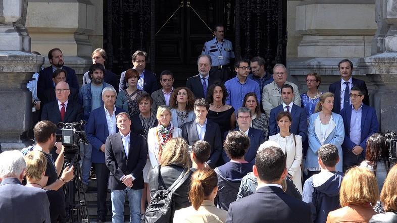 La Diputación Foral de Bizkaia condena enérgicamente el atentado de Manchester