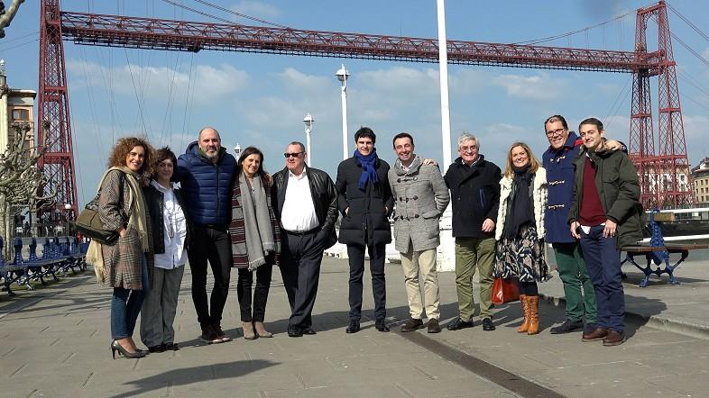 El diputado general se reúne con todos los alcaldes y alcaldesas de Ezkerraldea y Meatzaldea