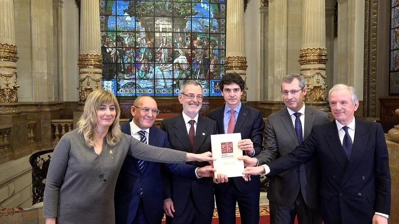 Centenario de Eusko Ikaskuntza-Sociedad de Estudios Vascos.