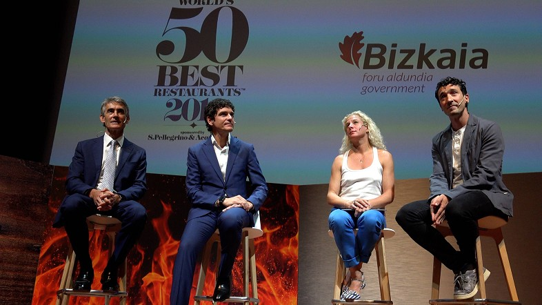 Bizkaia elige a los mejores restaurantes del mundo