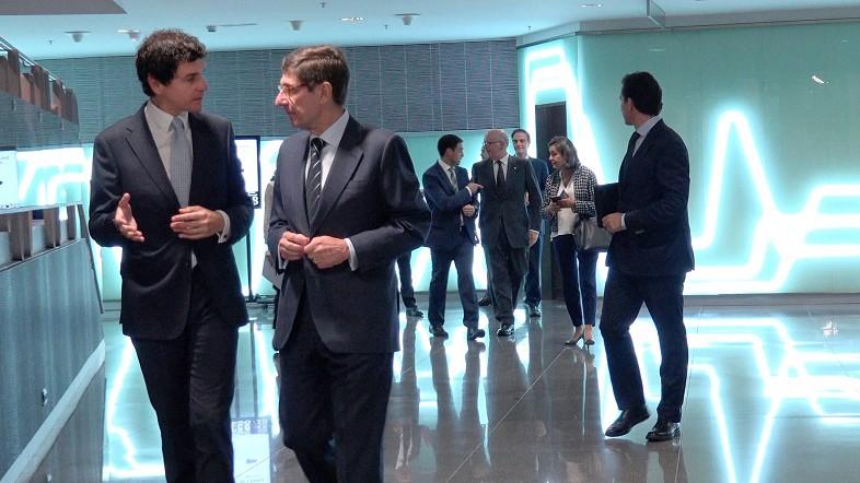 Rementeria apela a empresas y entidades a sumarse al trabajo para que Bizkaia sea referente de las inversiones sostenibles