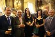 Fernando Lamikiz, Txema Vázquez Eguzkiza, Itziar Unibaso, Ainara Lamikiz, Txema Montero