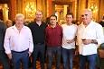 Pedro Lana, Pedro Barreras, Eugenio Arriaga, Kepa Larrabe, Jon Lekerika