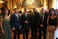 Zuriñe Aspatxa, Iñigo Albizu, Rafael Ledesma, Juan Mari Atutxa, Juan Carlos Andueza, Irene Edesa
