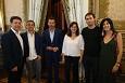 Asier Iragorri, Borja Liaño, Aintzane Urkijo, Ekaitz Mentxaka, Josu Begoña, Ane Legarretaetxebarria