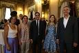 Maite Iturrate, María Teresa Alba, Oier Zuberogoitia, Nora Sarasola, Leandro Ardanza