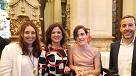 Itziar Cebayos, Beatriz Artolazabal, Amaia Olabarria, Pedro Carrascal