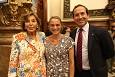 Pilar Aresti, Raquel González, Eduardo Andrés