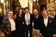 Pedro Olea, Lorea Bilbao, Unai Rementeria, Kirmen Uribe, José María Lazkano