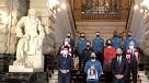 La Diputación Foral de Bizkaia recibe al Athletic