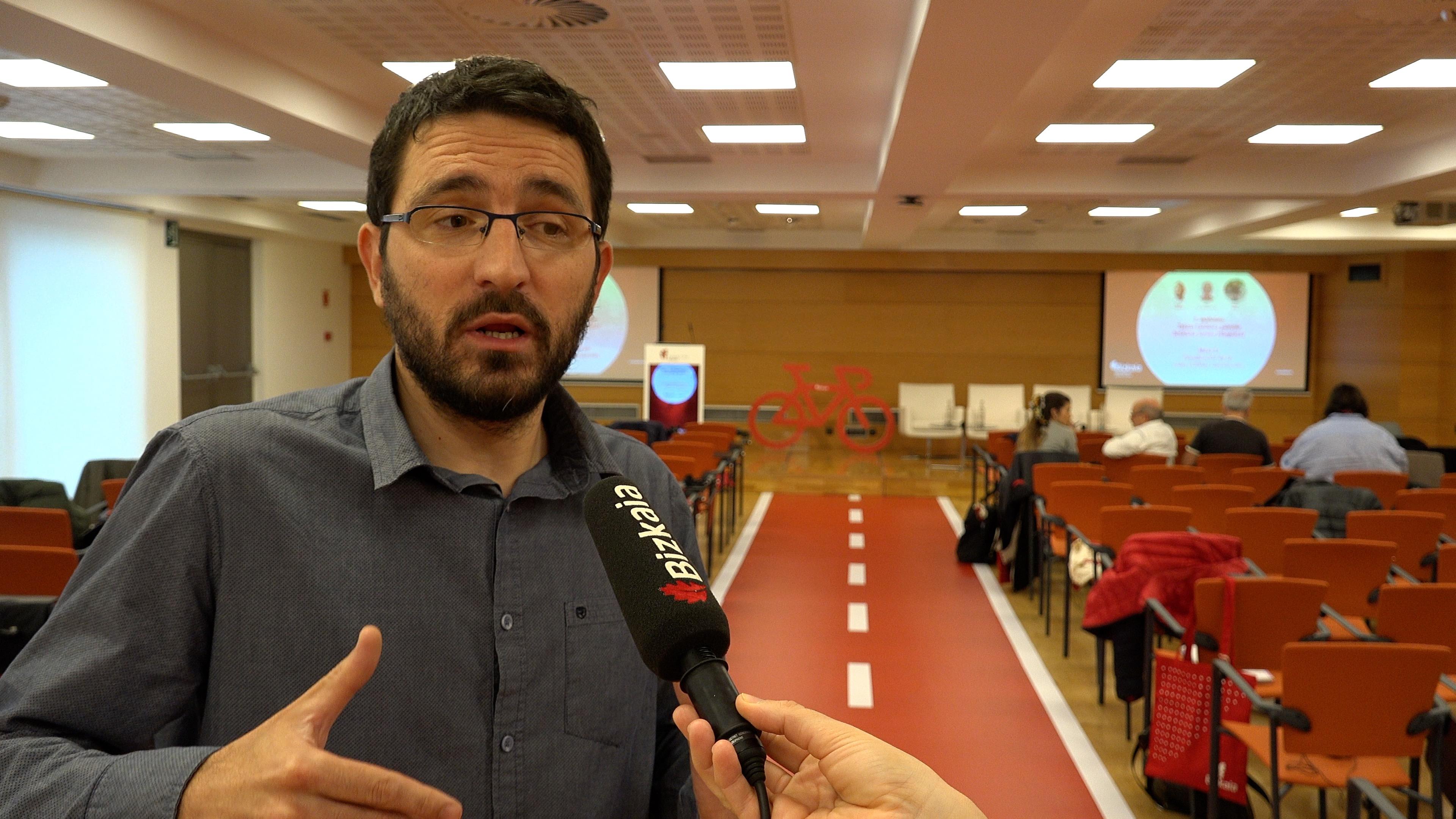 Macia Serra i Serra experto en gestión de las vias cilcistas intermunicipales